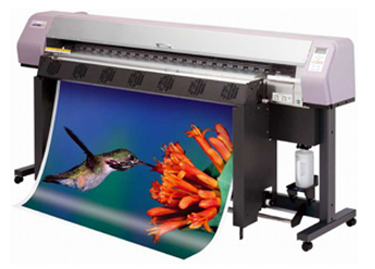 wide format digital printing